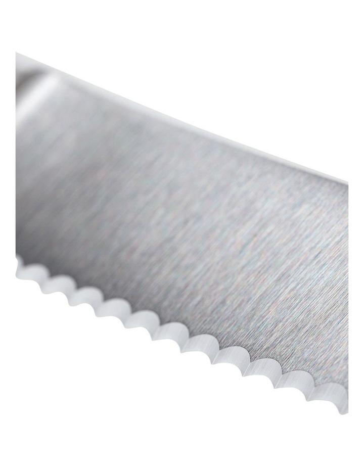 Classic Ikon Creme Bread Knife 20cm image 2
