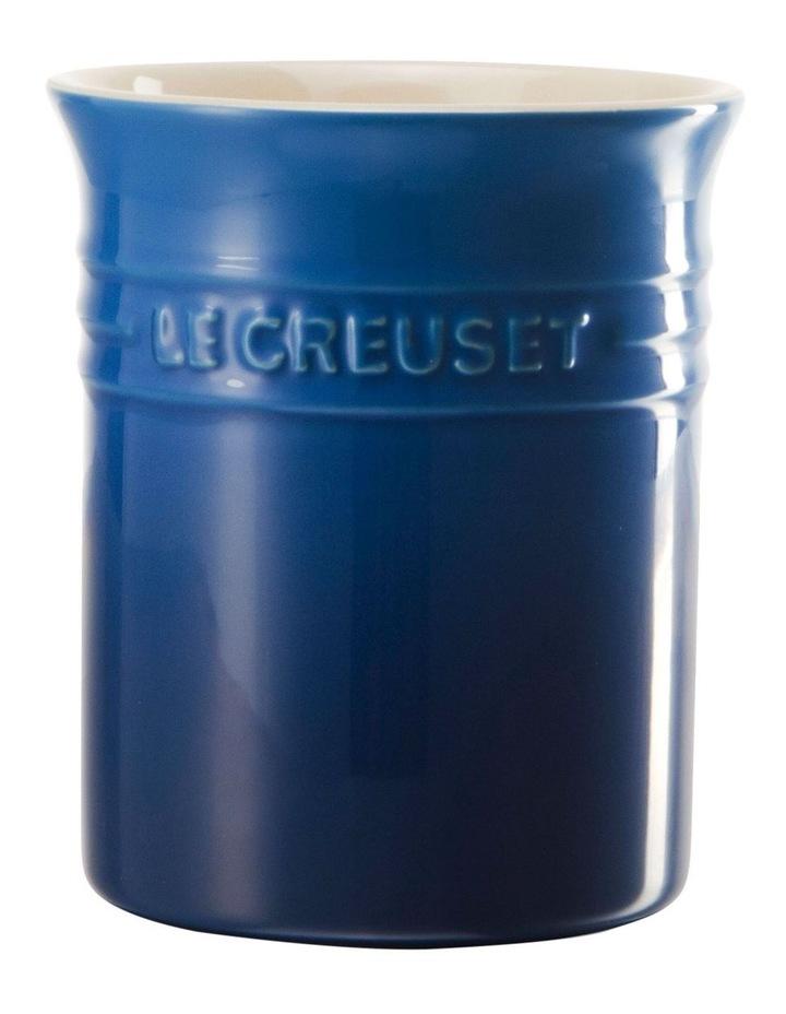 Utensil Jar - Marseille Blue image 1