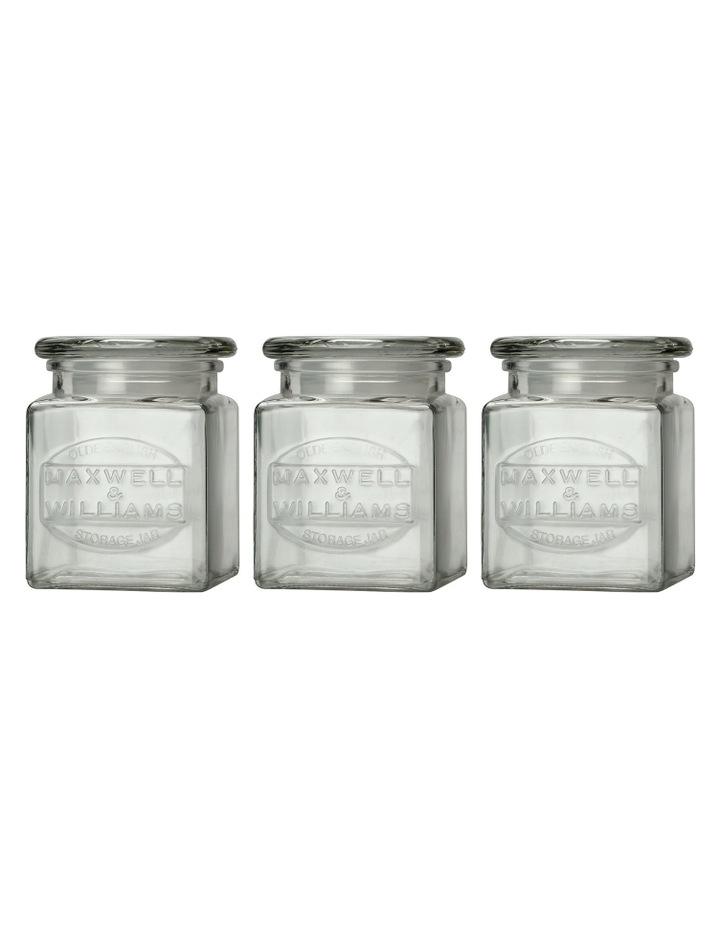 Olde English Storage Jars Set Of 3 Gift Boxed image 1