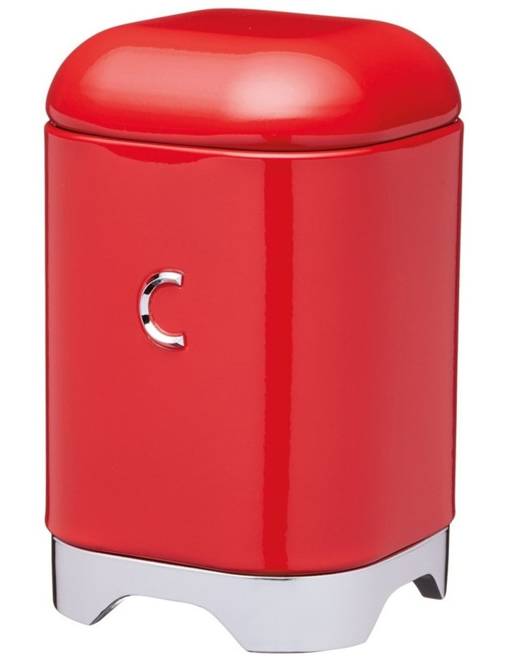 Lovello Coffee Canister 1.5L Red image 1
