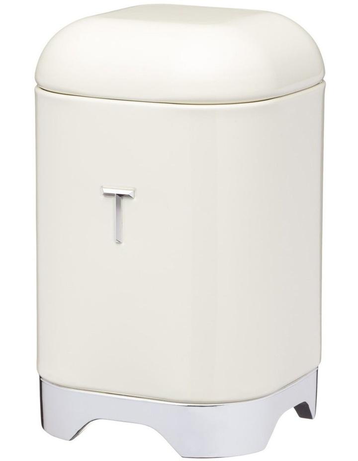 Lovello Tea Canister 1.5L Cream image 1