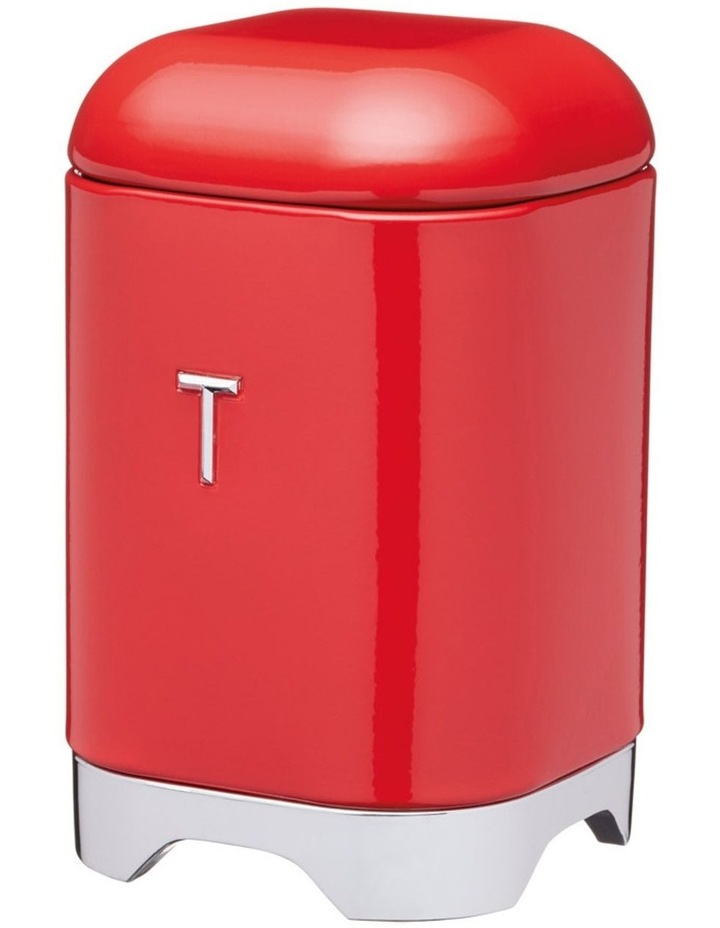 Lovello Tea Canister 1.5L Red image 1