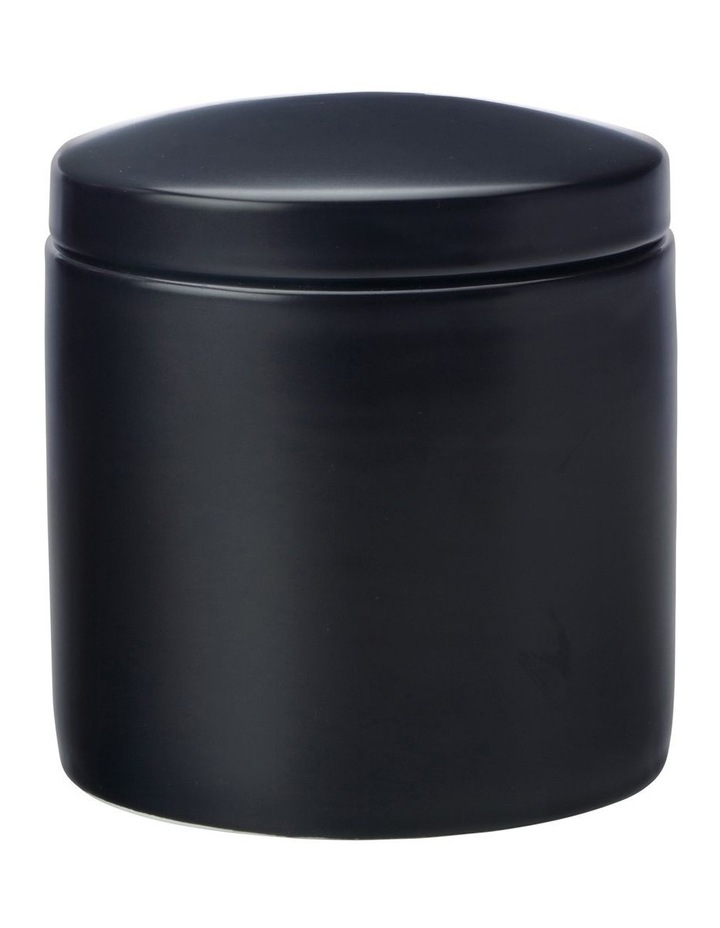 Epicurious Canister 1L Black Gift Boxed image 1