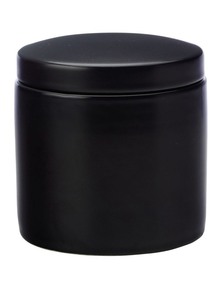Epicurious Canister 600ML Black Gift Boxed image 1