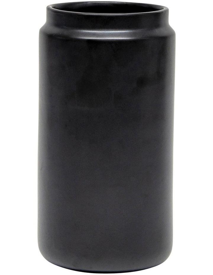 Strand Utensil Holder 19cm - Black image 1