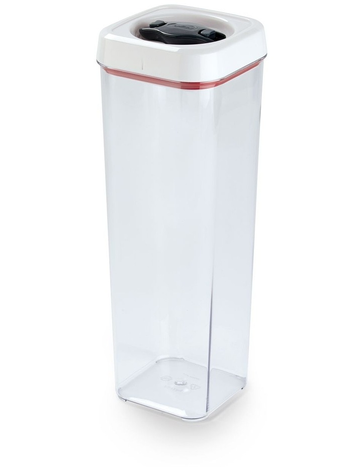 Twist & Seal 2.3L Tall Square Container image 1
