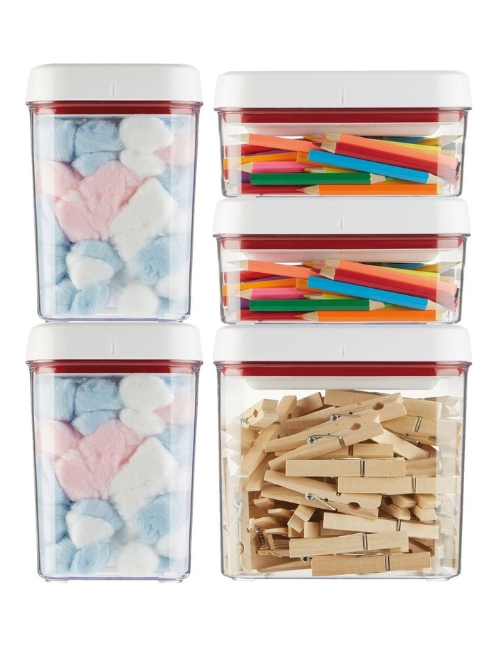 Twist & Seal 5pc Container Set image 3