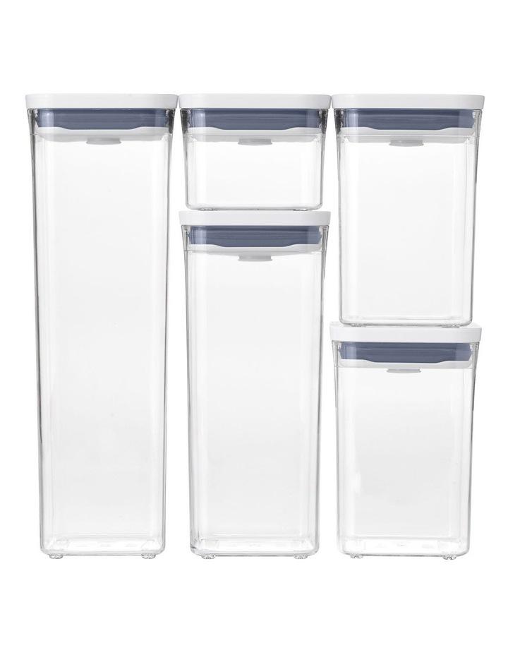 Good Grips POP 5-Piece Container Set image 1