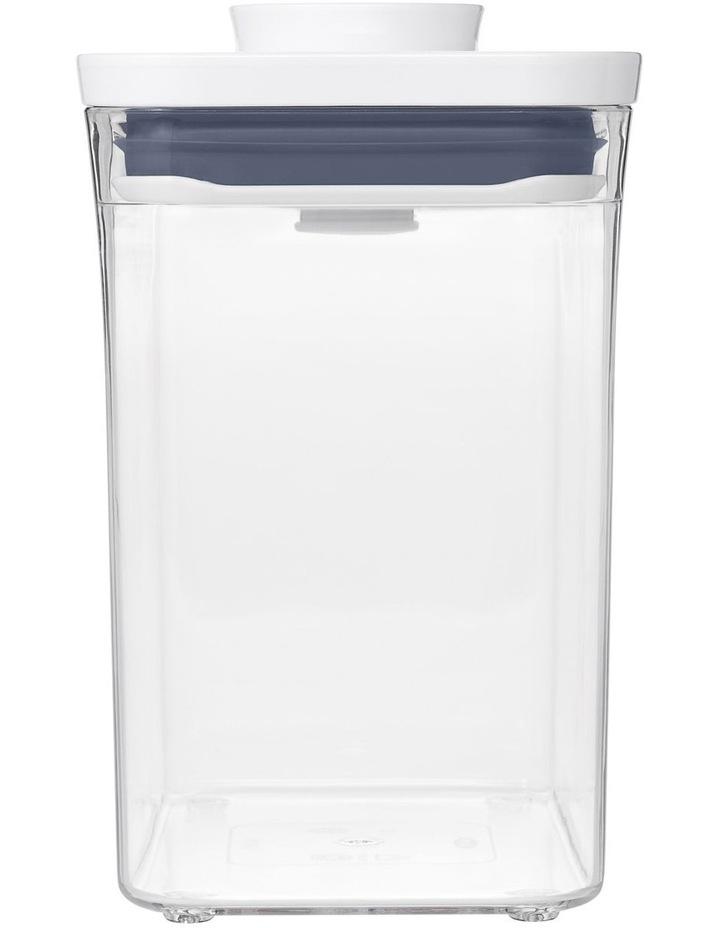 Pop 1.6L Short Rectangle Container image 1