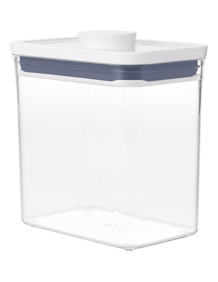 Pop 1.6L Short Rectangle Container image 2
