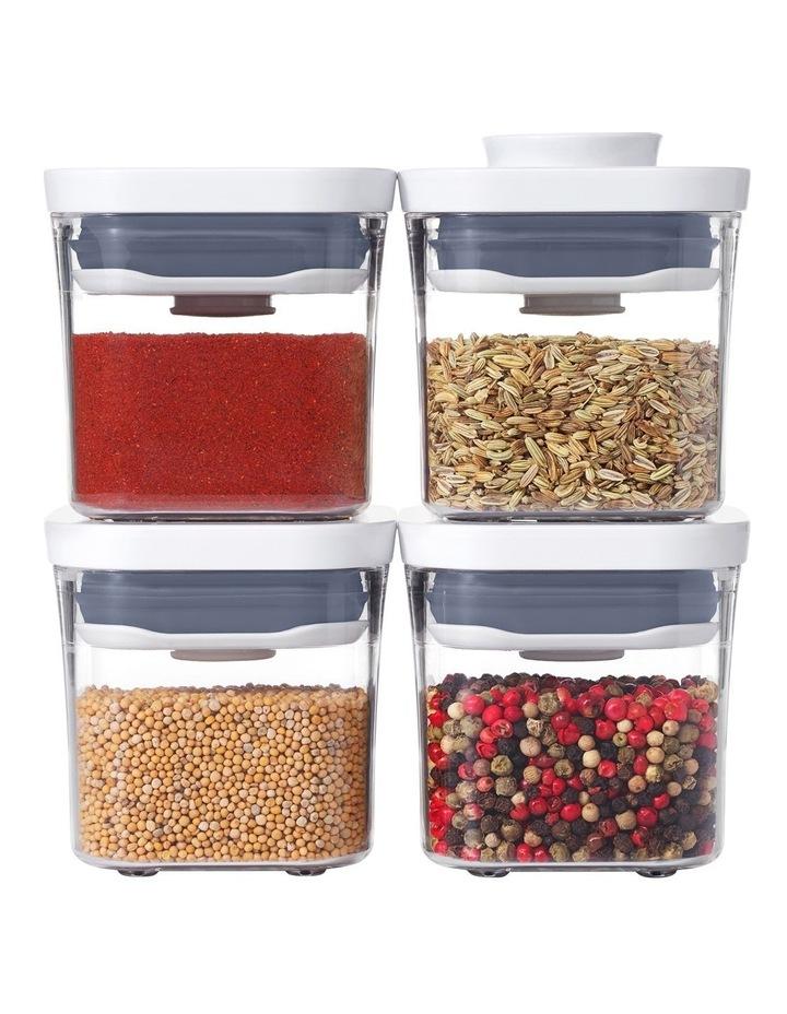4 Piece Mini Pop Container Set image 2