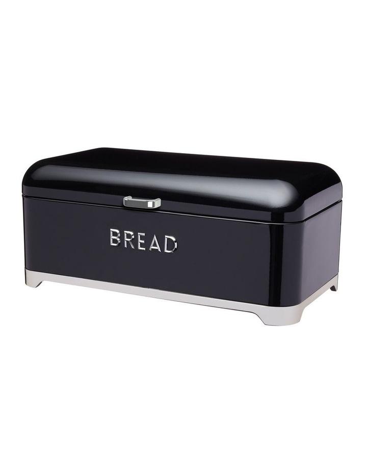 Lovello Bread Bin Black image 1