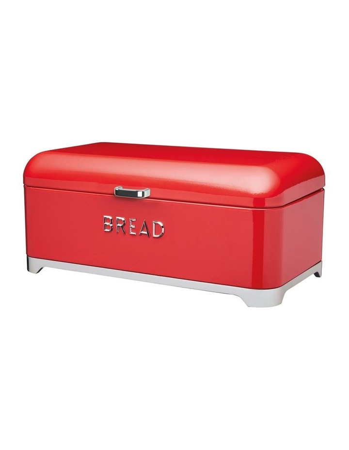 Lovello Bread Bin Red image 1