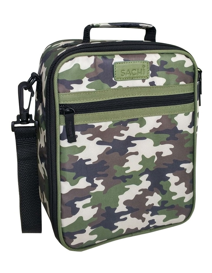 Style 225 Insulated Lunch Tote - Camo Green image 1