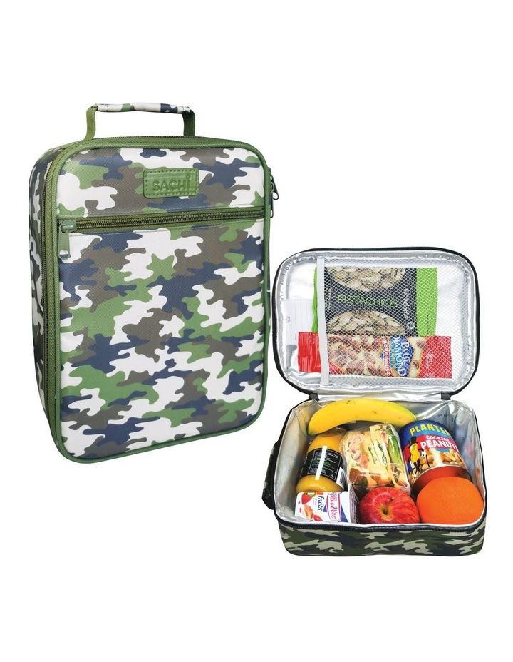 Style 225 Insulated Lunch Tote - Camo Green image 4