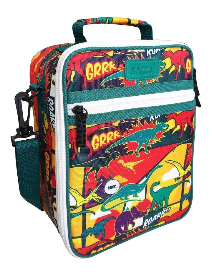 Style 225 Insulated Lunch Tote - Dinosaurs image 1