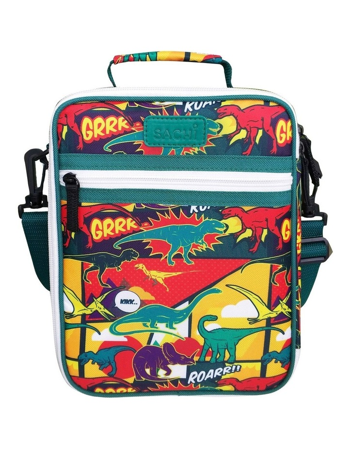 Style 225 Insulated Lunch Tote - Dinosaurs image 2