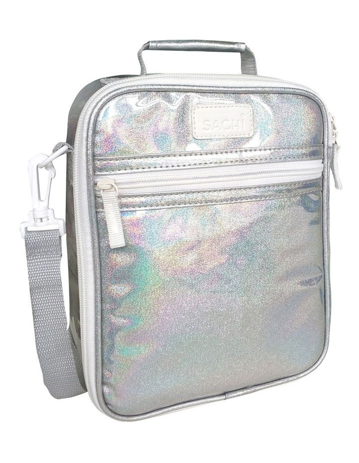 Style 225 Lustre Insulated Lunch Tote - Pearl image 1
