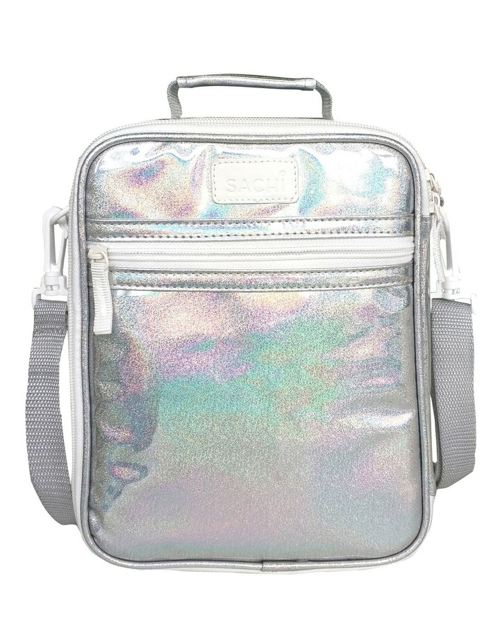 Style 225 Lustre Insulated Lunch Tote - Pearl image 2