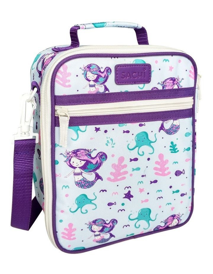 Style 225 Insulated Lunch Tote - Mermaids image 1