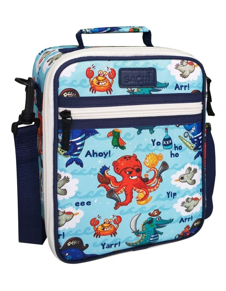 Style 225 Insulated Lunch Tote - Pirate Bay image 1