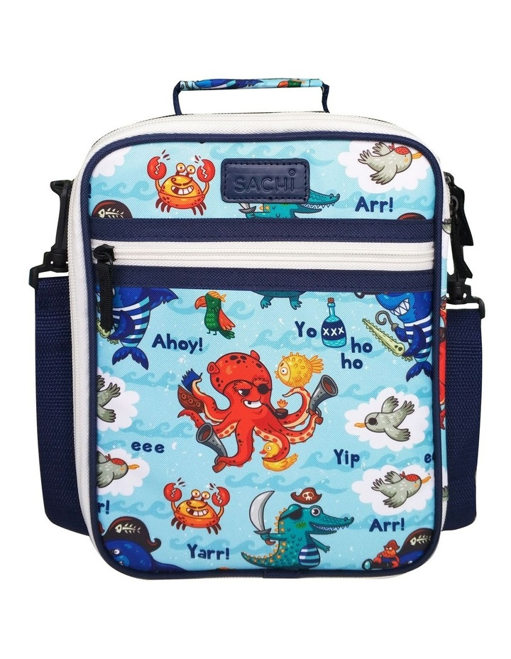 Style 225 Insulated Lunch Tote - Pirate Bay image 2
