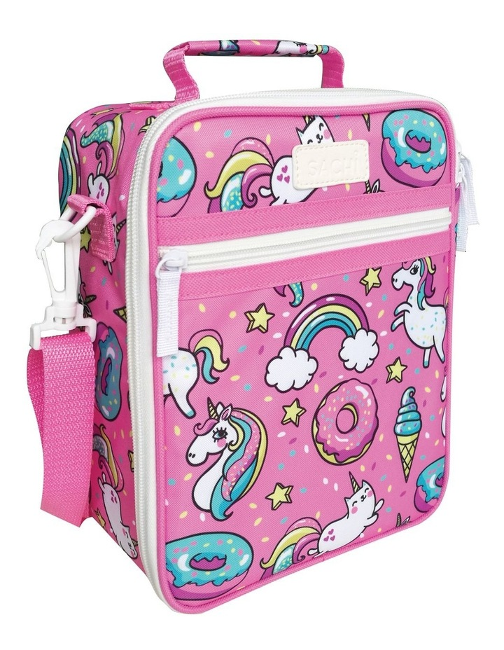 Style 225 Insulated Lunch Tote - Unicorns image 1