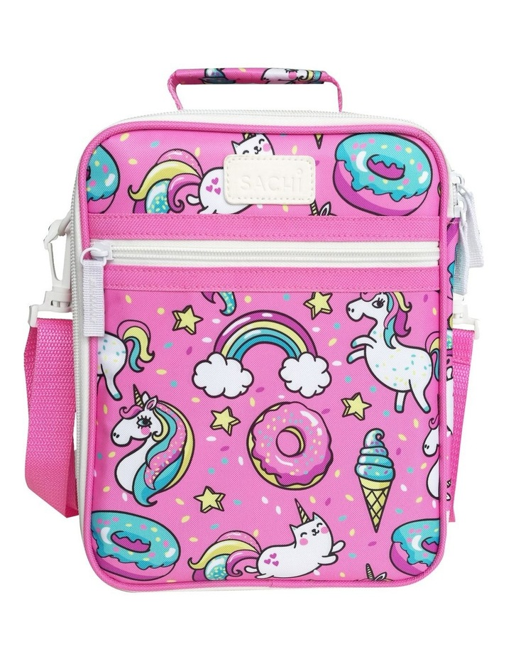 Style 225 Insulated Lunch Tote - Unicorns image 2