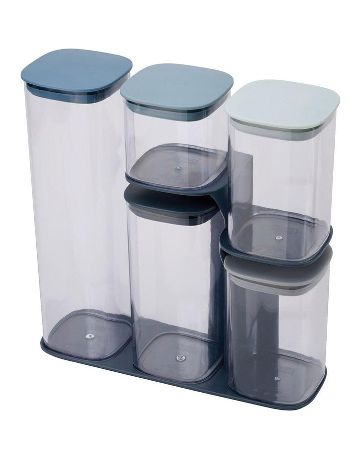 Editions Podium 5-Piece Storage Container Set image 2