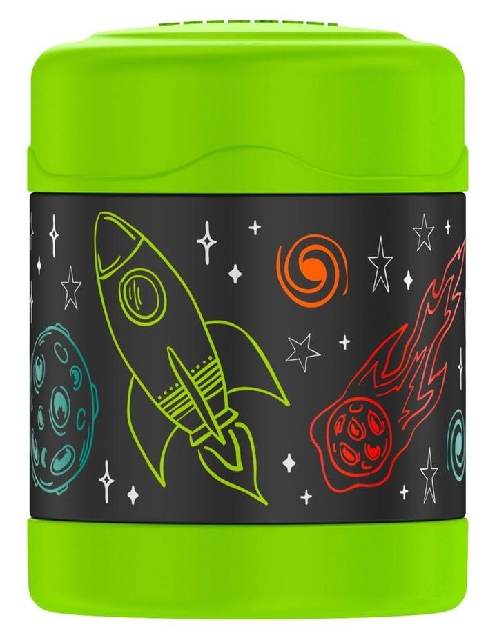 Funtainer S/S 290ml Food Jar Astronaut 1 image 1