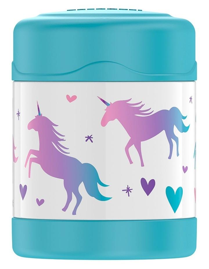 Funtainer S/S 290ml Food Jar Unicorn 1 image 1