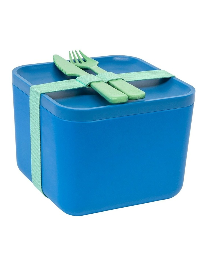 Big Salad Set with Cutlery - Space image 1