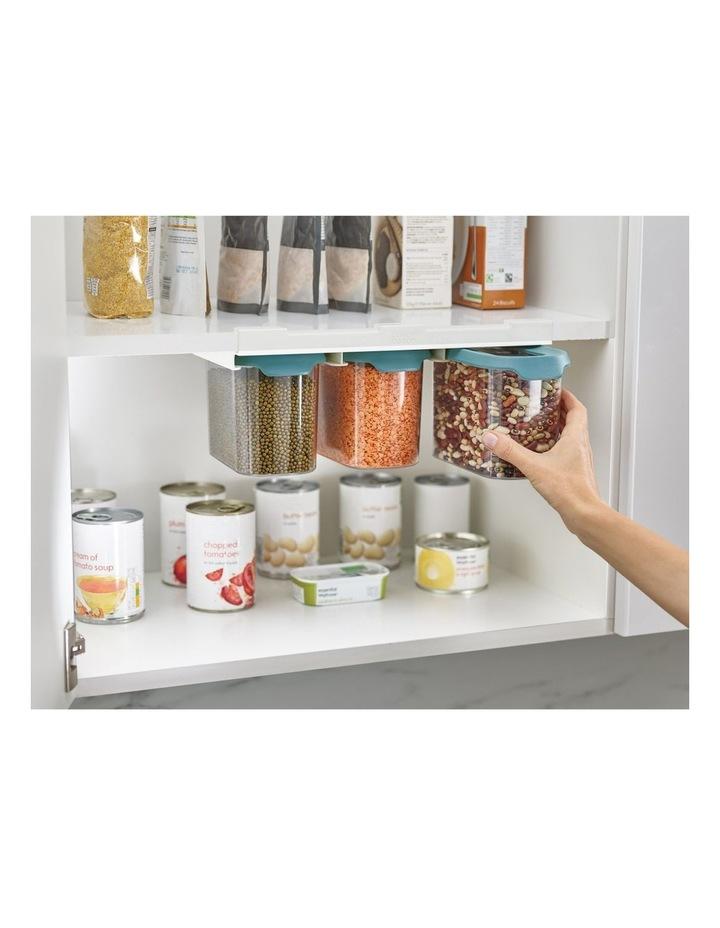 CupboardStore 3 x 1.3 litre Food Storage Set - Dark Opal image 5
