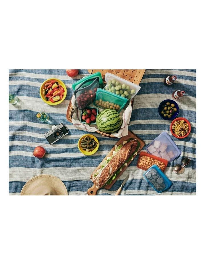 Sandwich Bag 450ml Aqua image 3