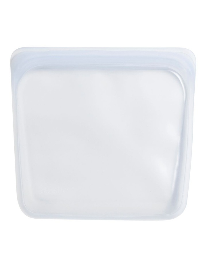 Sandwich Bag 450ml Clear image 1
