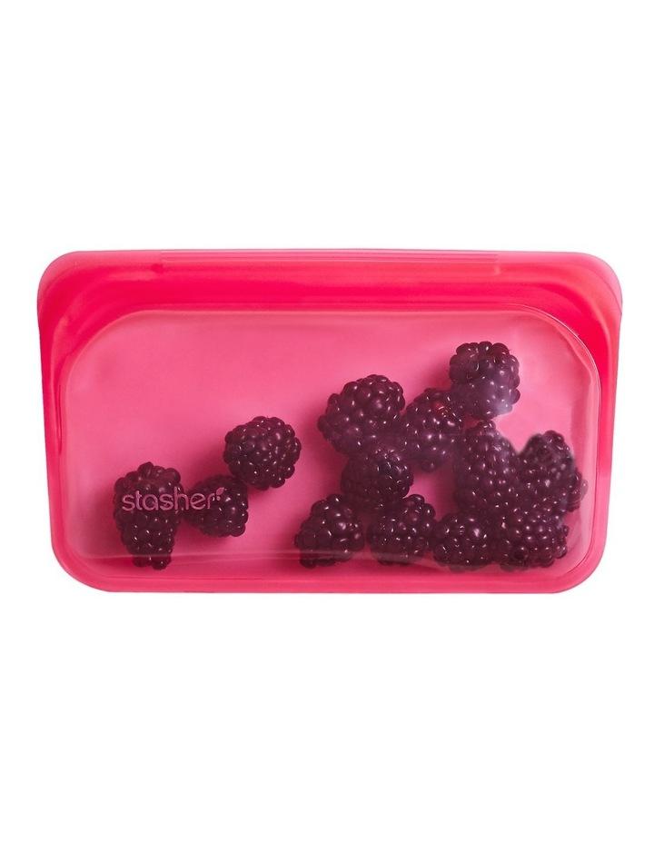 Snack Bag 293ml Raspberry image 2