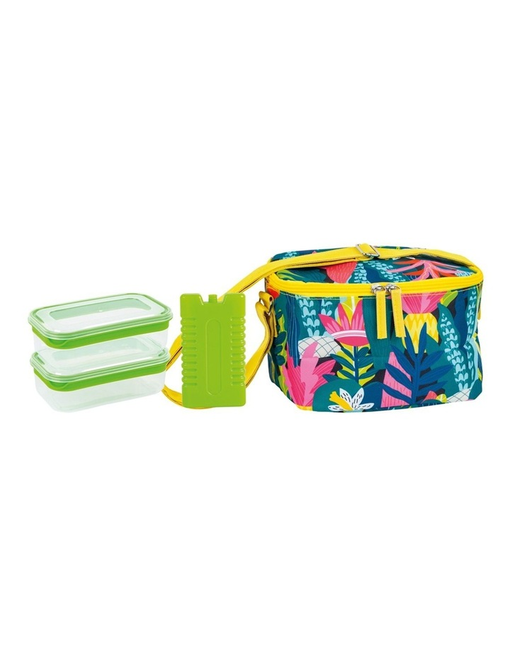 Summer Fun Summer Tropic 4pc Lunch Set image 2