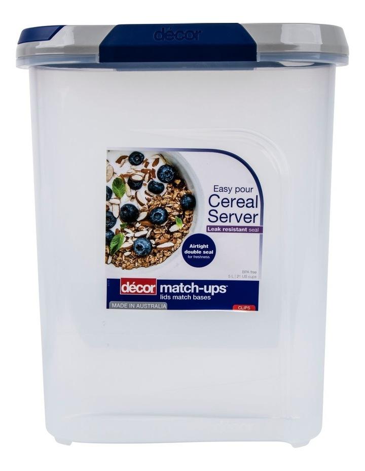 Match-Ups Clips Cereal Server 5L image 1