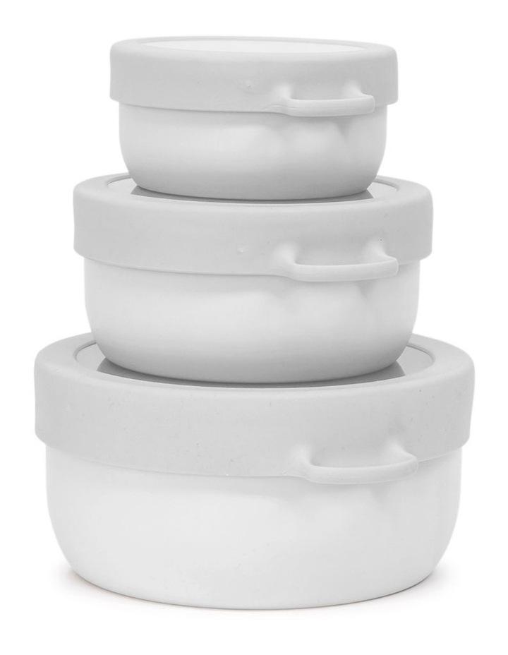 Bowls Set Cloud 3Pc image 1