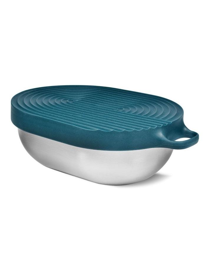 Hip Stainless Steel Salad Bowl - 1.1 Litre - Jade image 1