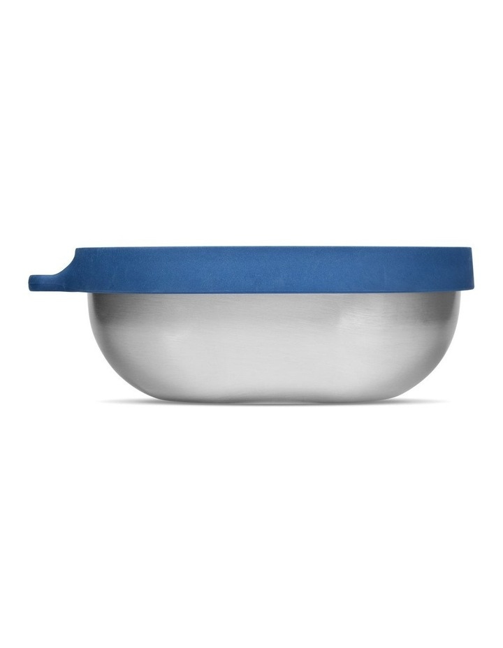Hip Stainless Steel Salad Bowl - 1.1 Litre - Space image 3