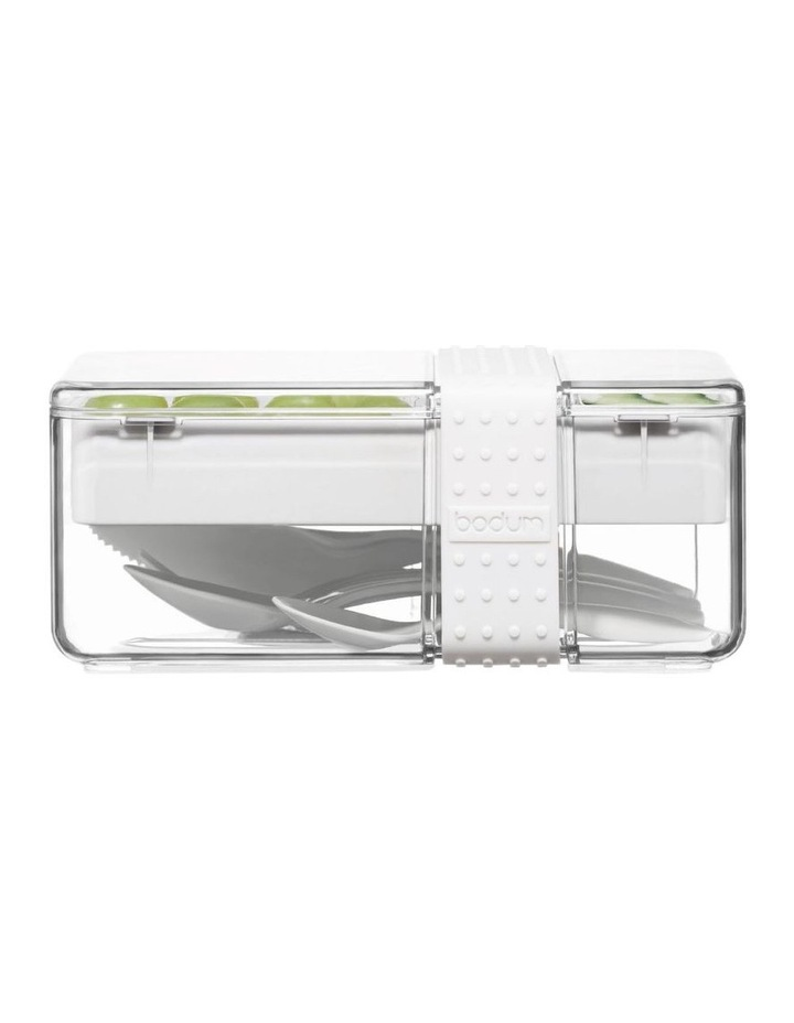 Bistro Lunch Box With Cutlery Set image 1