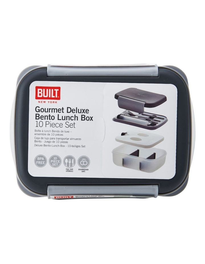 Gourmet Bento Deluxe Lunch Box 10pc Set image 3