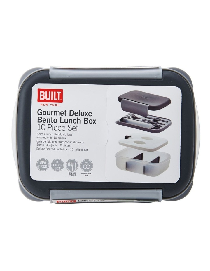 Gourmet Bento Deluxe Lunch Box 10pc Set image 4