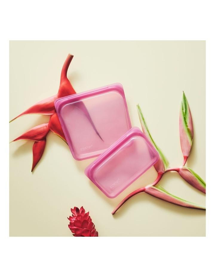 Sandwich Bag 450ml Hibiscus image 3