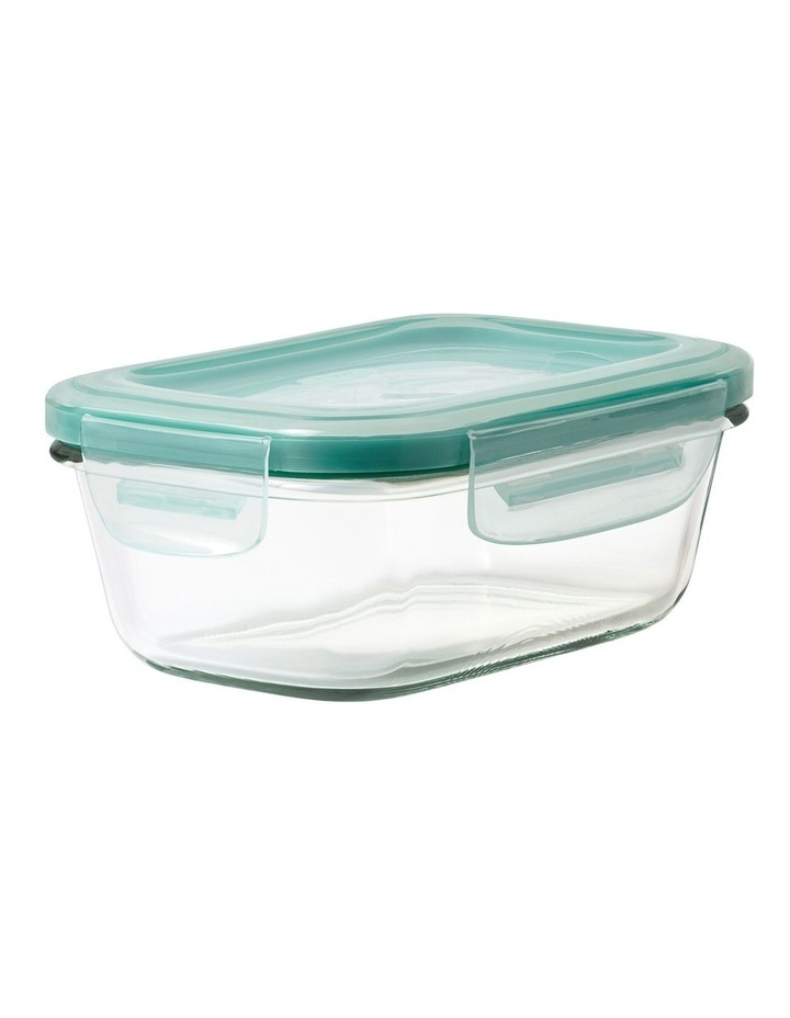 Smart Seal Glass Rectangular Container image 1