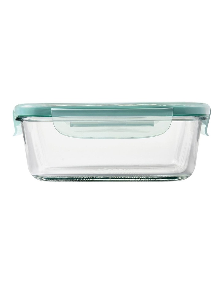 Smart Seal Glass Rectangular Container image 2