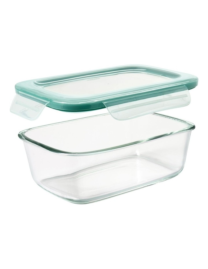 Smart Seal Glass Rectangular Container image 3