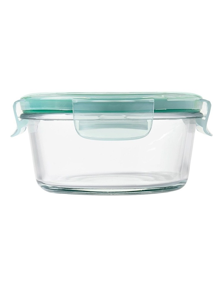 Smart Seal Glass Round Container image 2