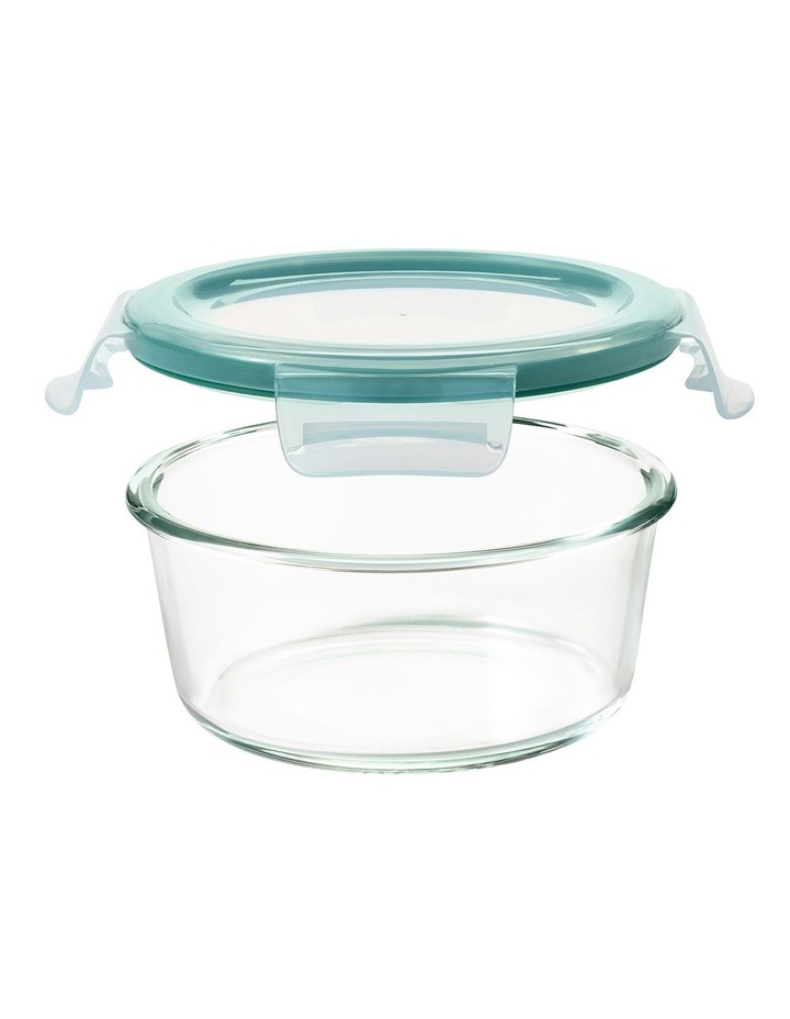 Smart Seal Glass Round Container image 3